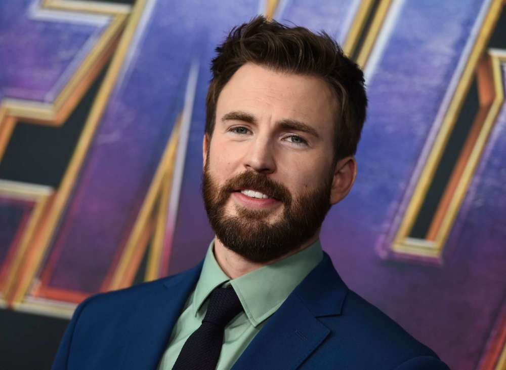 Chris Evans Accidentally Shares Photo Of His Private Parts On Twitter