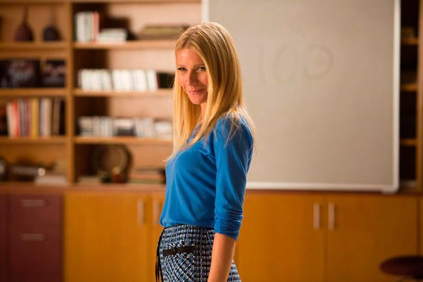 Gwyneth joined Glee in 2010 as supply teacher Holly Holliday