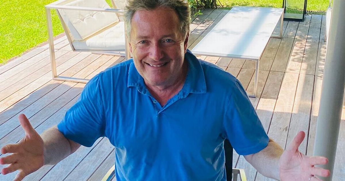 Piers Morgan 'shamed' into dieting after being called 'chubster' and 'fatso'