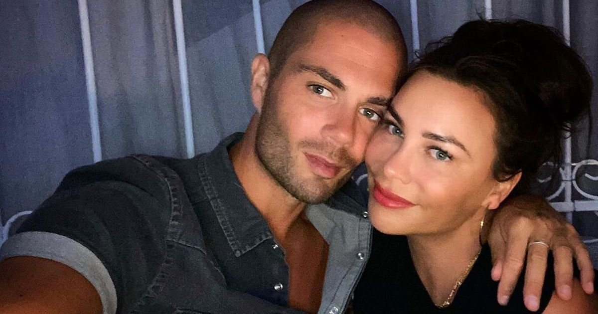 Strictly's Max George heartbroken as he's torn away from girlfriend Stacey Giggs