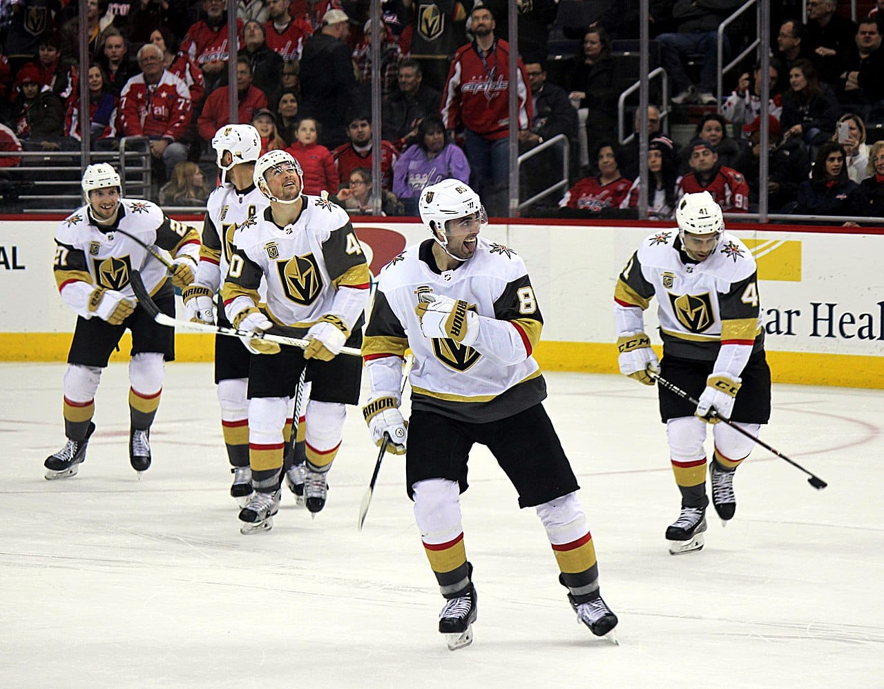Golden Knights Advance to West Finals, Eliminate Canucks After Game 7, 3-0