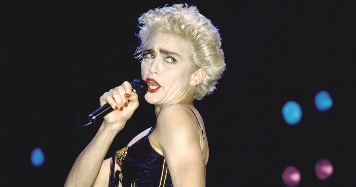 Madonna to direct and co-write own biopic with 'untold and inspiring stories'