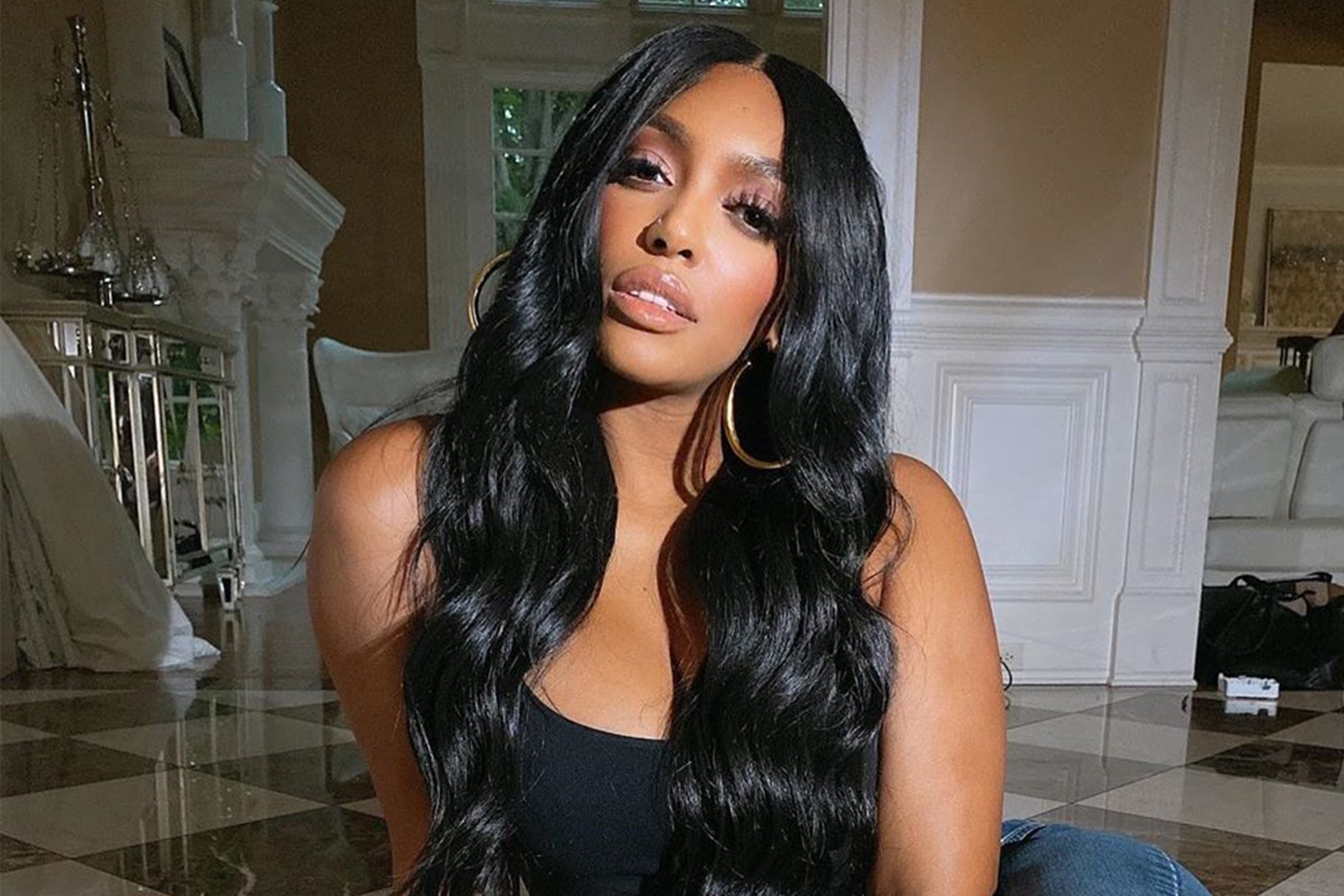 Porsha Williams Praises Her Daughter, PJ – See The Gorgeous Photo She Shared