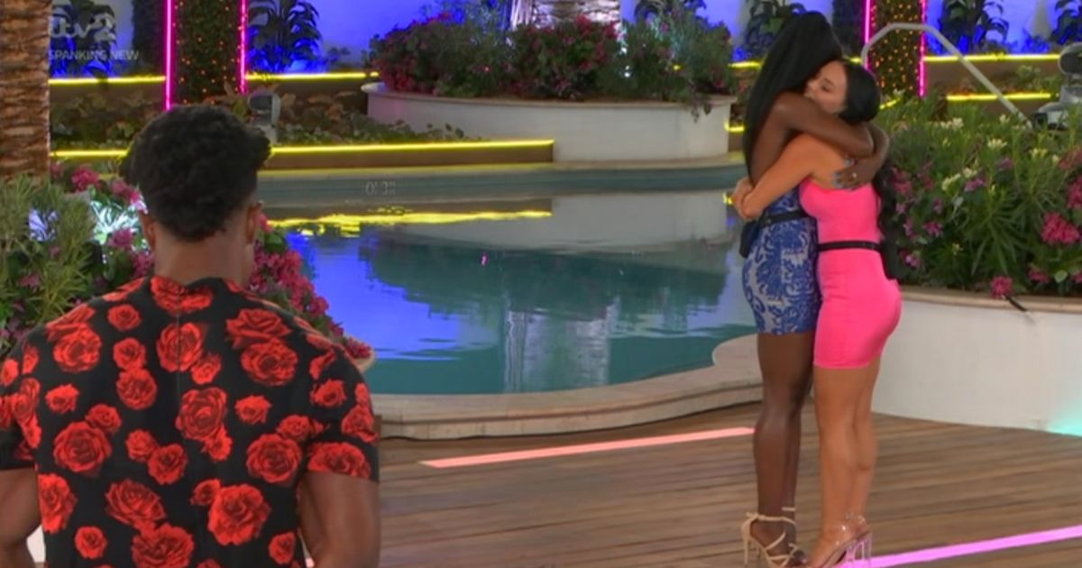 Love Island USA fans praise Tre as he dumps Kaitlynn for Justine in re-coupling