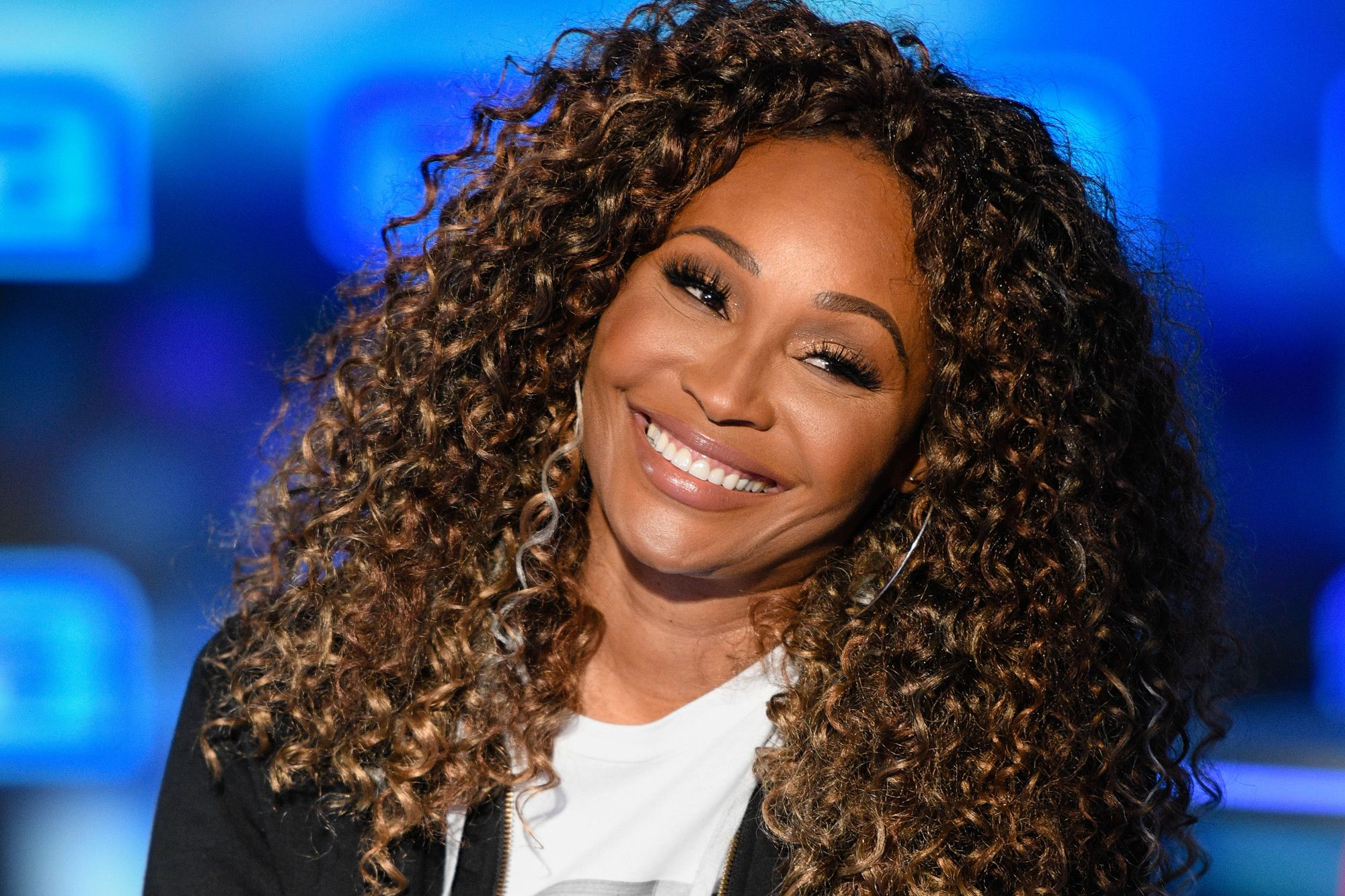Cynthia Bailey Poses With These Cutie Pies After Launching Her Kids' Line