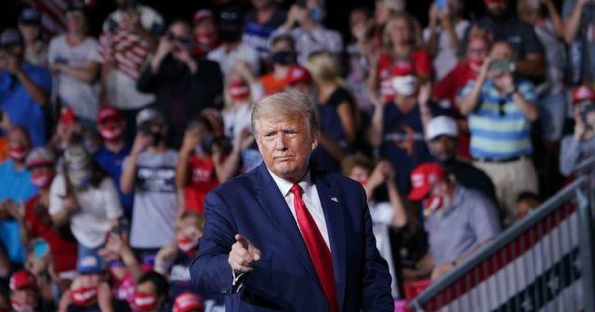 Biden and Trump increase campaign travel as 2020 race heats up