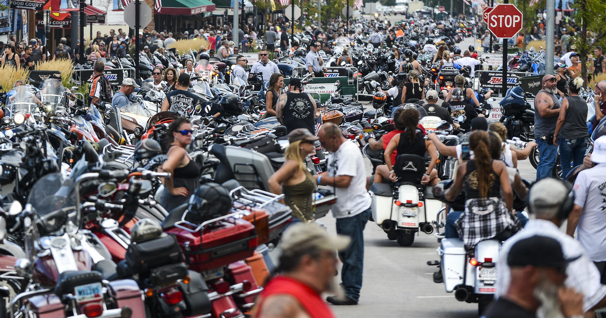 Researchers question study linking Sturgis rally to COVID-19