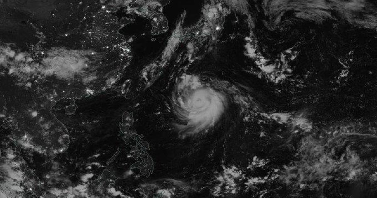 Japan braces as Super Typhoon Haishen approaches