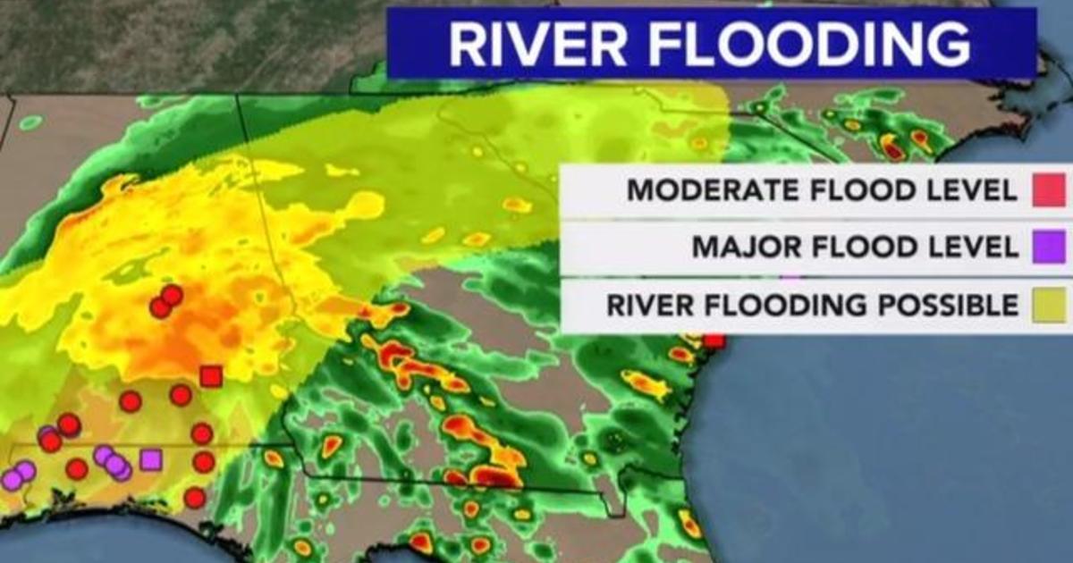 Hurricane Sally threatens millions along the Gulf Coast