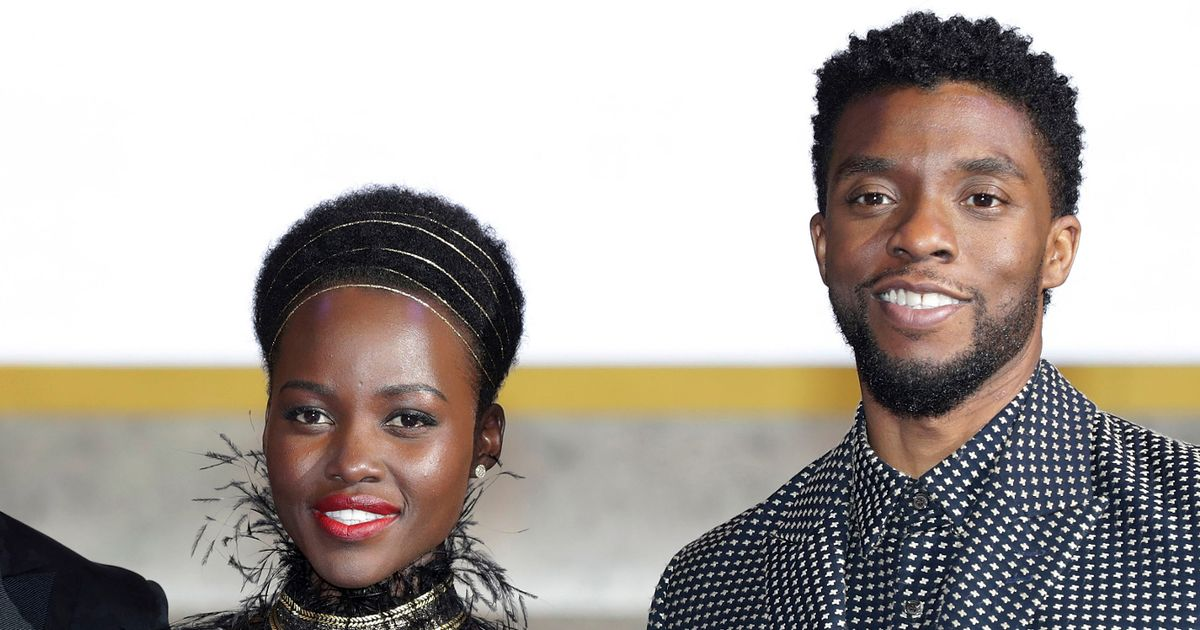 Chadwick Boseman's Black Panther co-star Lupita Nyong'o shares powerful tribute