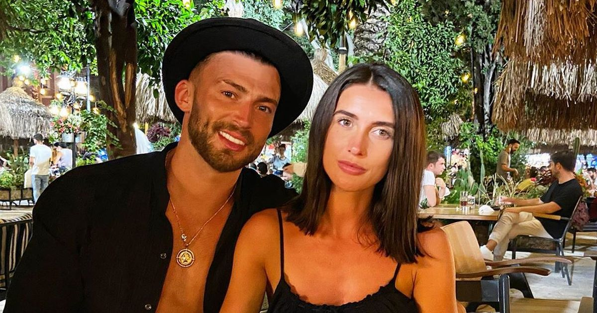Jake Quickenden is going to become a dad as girlfriend Sophie Church is pregnant