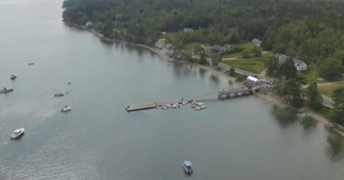 Heat wave hits Maine's waters
