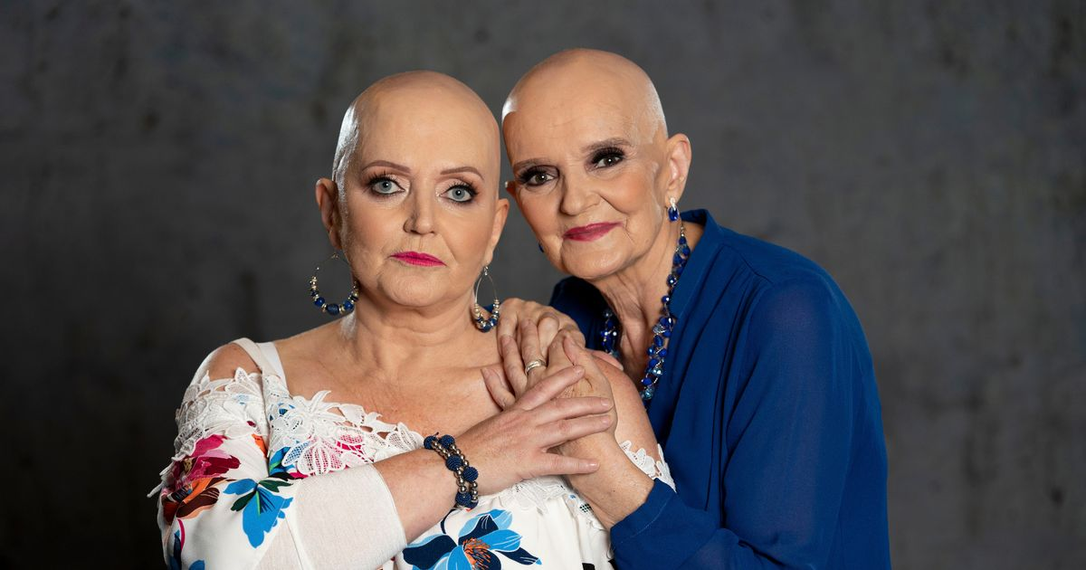 Anne Nolan shares moment she learned she would beat cancer but sister won't