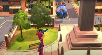 Transformers: Battlegrounds Has A New Gameplay Trailer Out Now