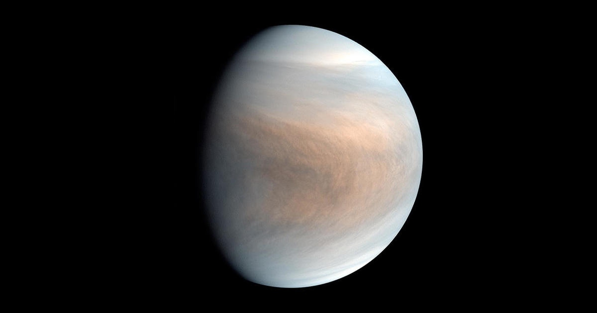 """Russia's space agency chief declares Venus a """"Russian planet"""""""