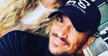Peter Andre says daughter Princess can't go on a date until she's 32