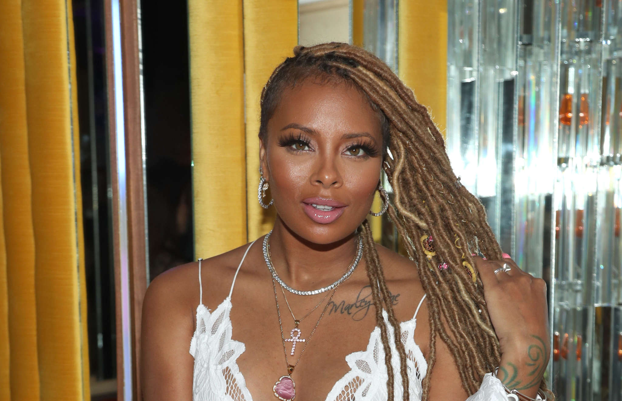 Eva Marcille Has A Surprise For Fans For The One Year Anniversary Of Her Products' Launch