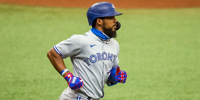 Report: Blue Jays OF Teoscar Hernandez to miss 'serious time'
