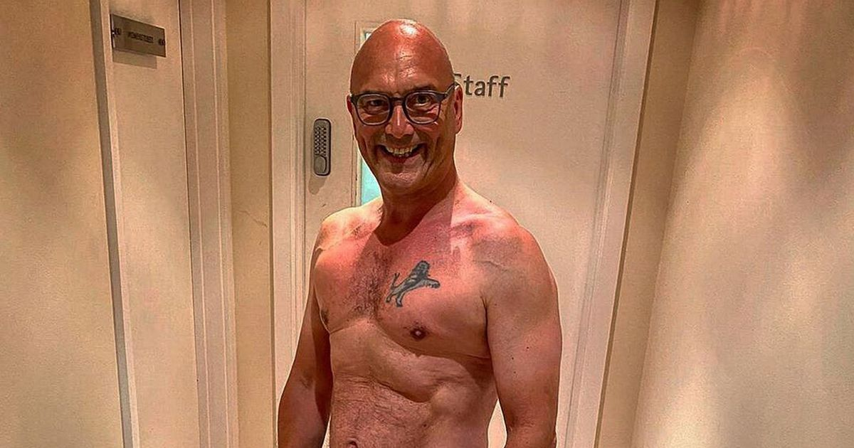Gregg Wallace shares inspiration behind his jaw-dropping 4-stone weight loss