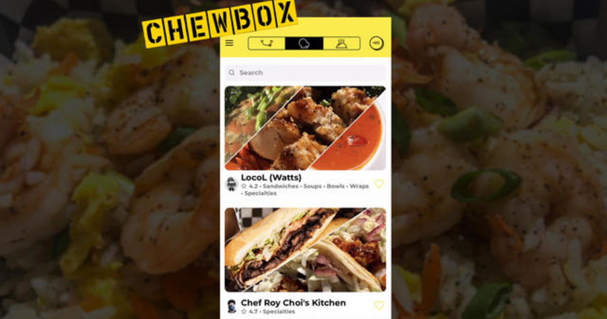 "ChewBox is reimagining food delivery as a ""sustainable vehicle of social justice"""