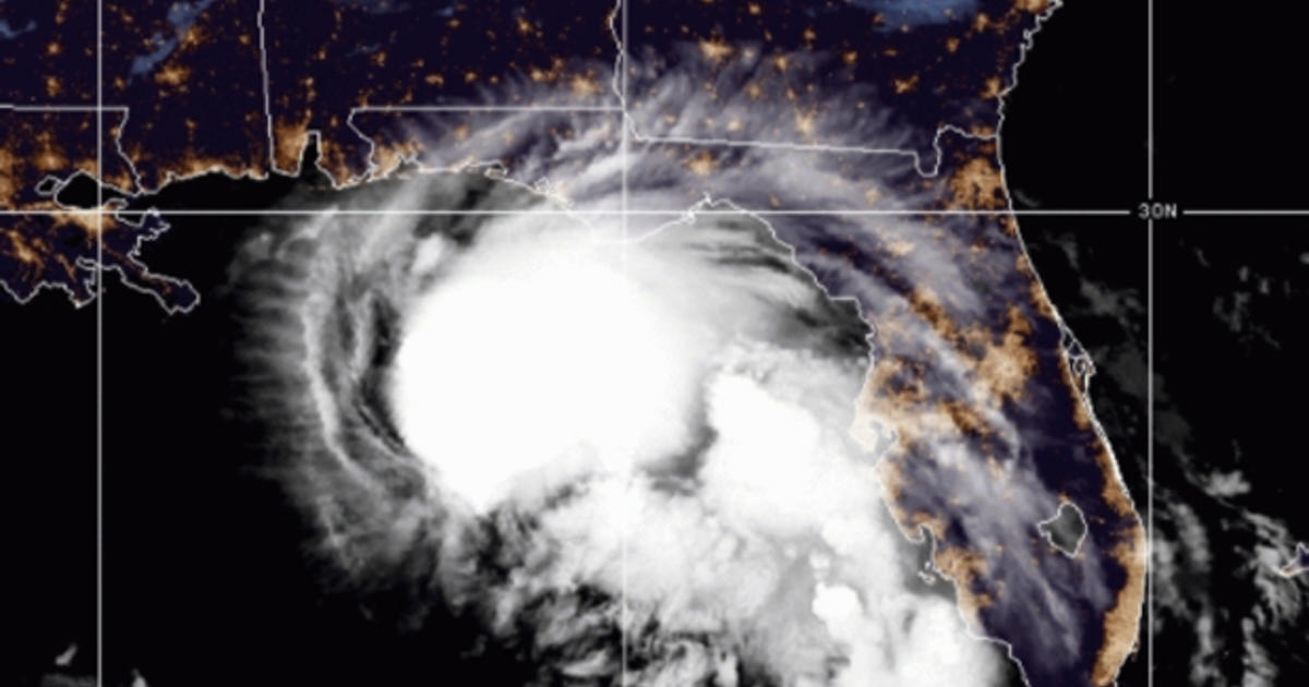 Hurricane Sally, now a Category 2, takes aim at the Gulf Coast