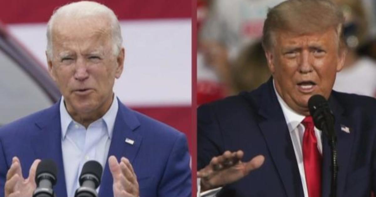 Battleground Tracker: Biden has edge in Arizona, leads in Minnesota