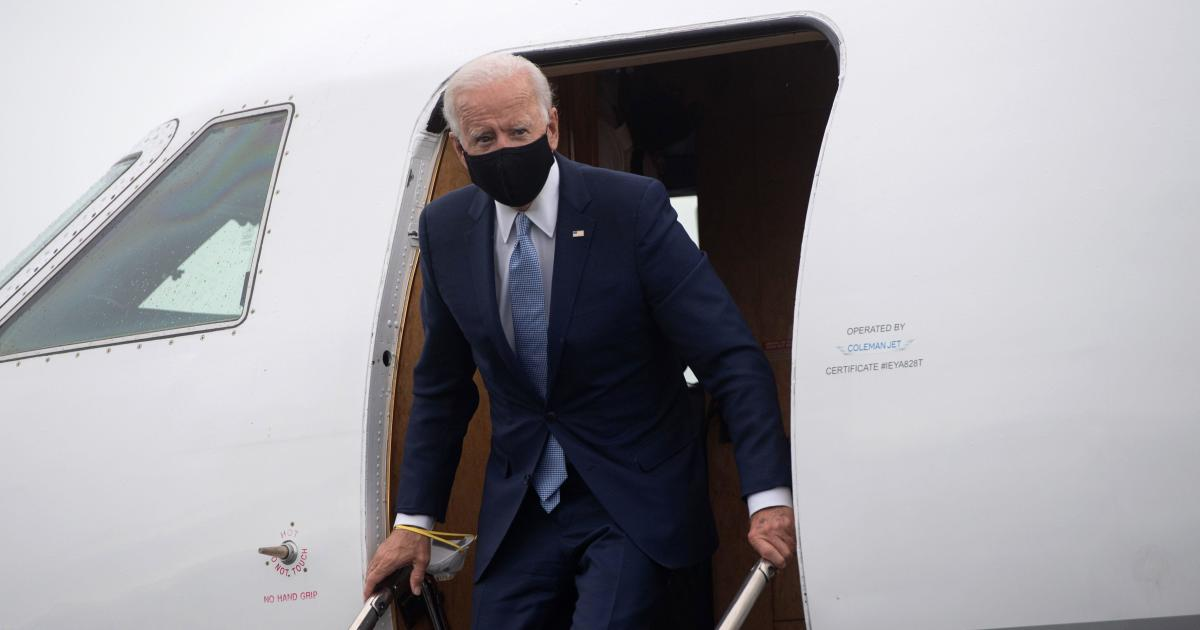Biden makes first trip to Florida amid questions about Latino support