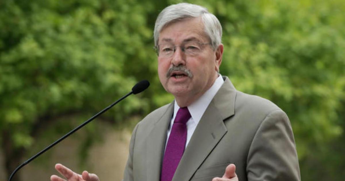 U.S. Ambassador to China to step down amid escalating tension