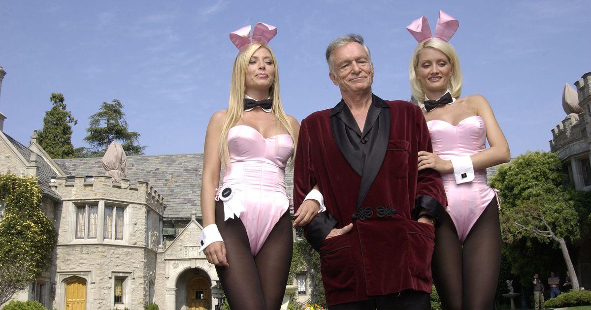 Hugh Hefner's debauched Playboy parties from dead llama to diseased pool