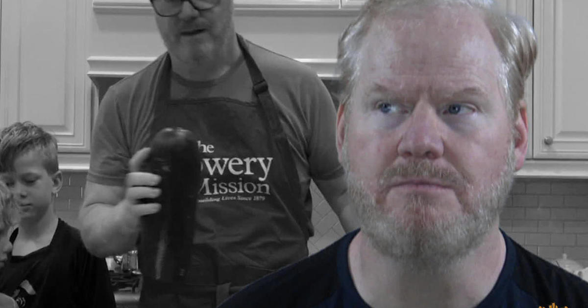 Jim Gaffigan on summer memories, '50s style