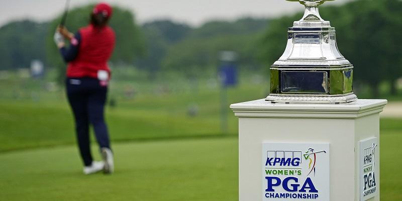 No fans KPMG Women's PGA Championship