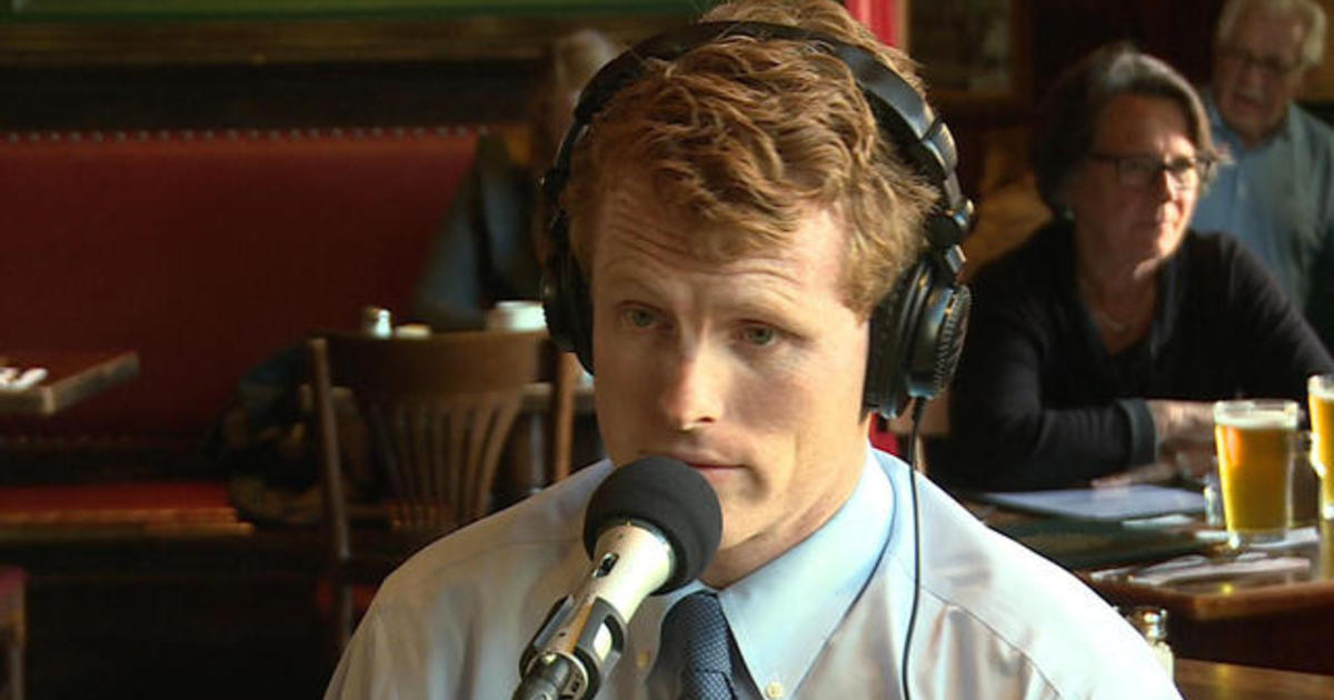 """Preview: """"The Takeout"""" with Rep. Joe Kennedy III"""