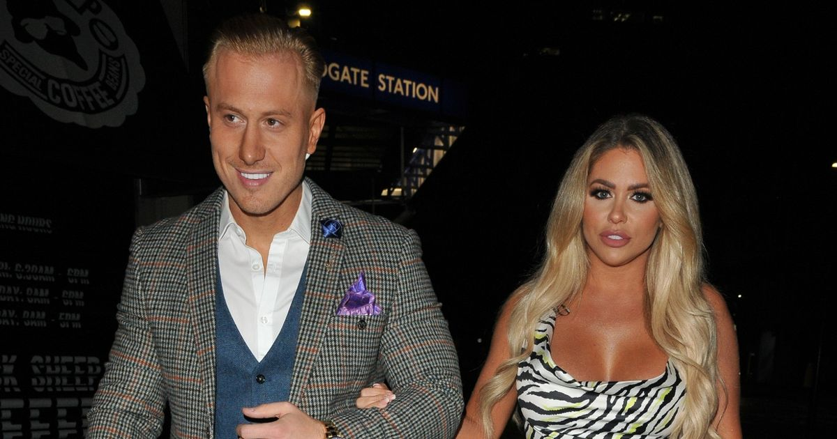 Katie Price's ex Kris Boyson hits the town for date night with Bianca Gascoigne