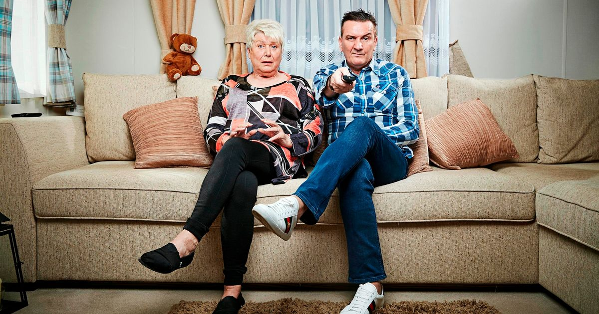 Inside Gogglebox stars Jenny and Lee's caravan where they've isolated for months