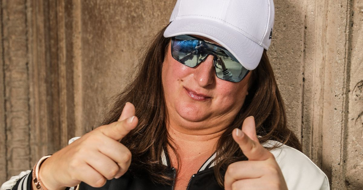 X Factor's Honey G unveils huge lockdown weight loss after taking up triathlons