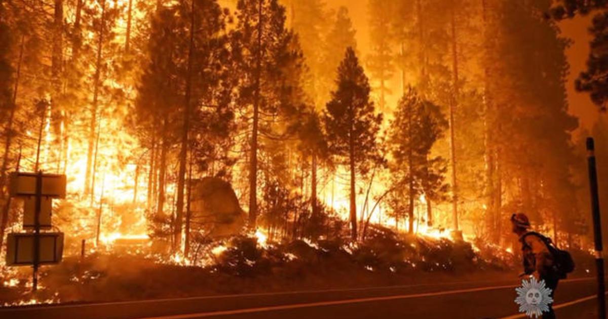 Sunday Journal: Apocalyptic Western wildfires