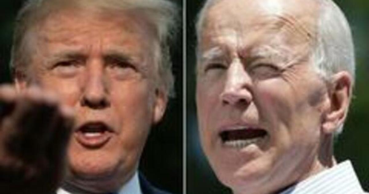 Trump and Biden prepare to square off in presidential debates