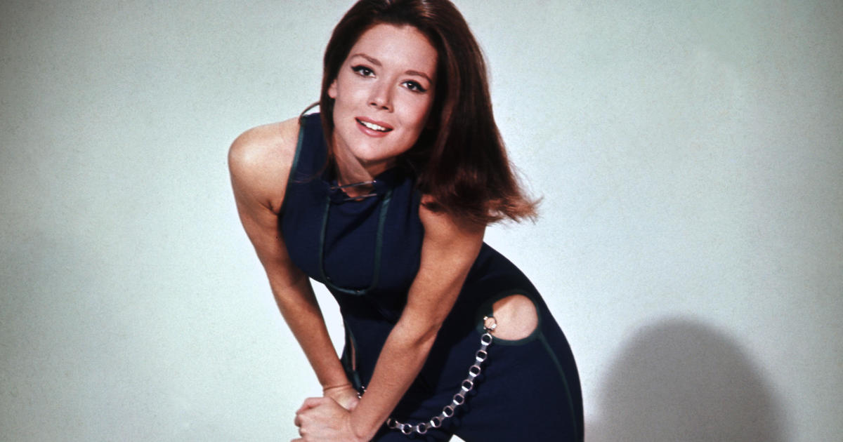 """The Avengers"" and James Bond star Diana Rigg dies at 82"