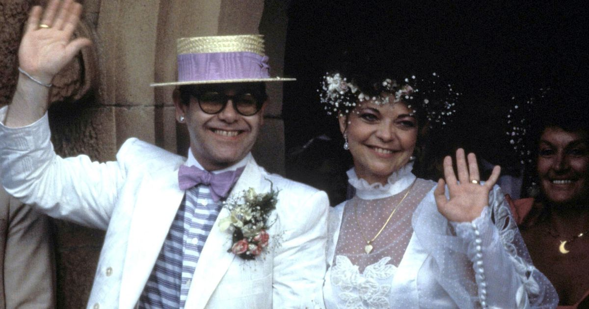 Elton John in 'peace talks' with ex wife Renate after she launched £3m lawsuit