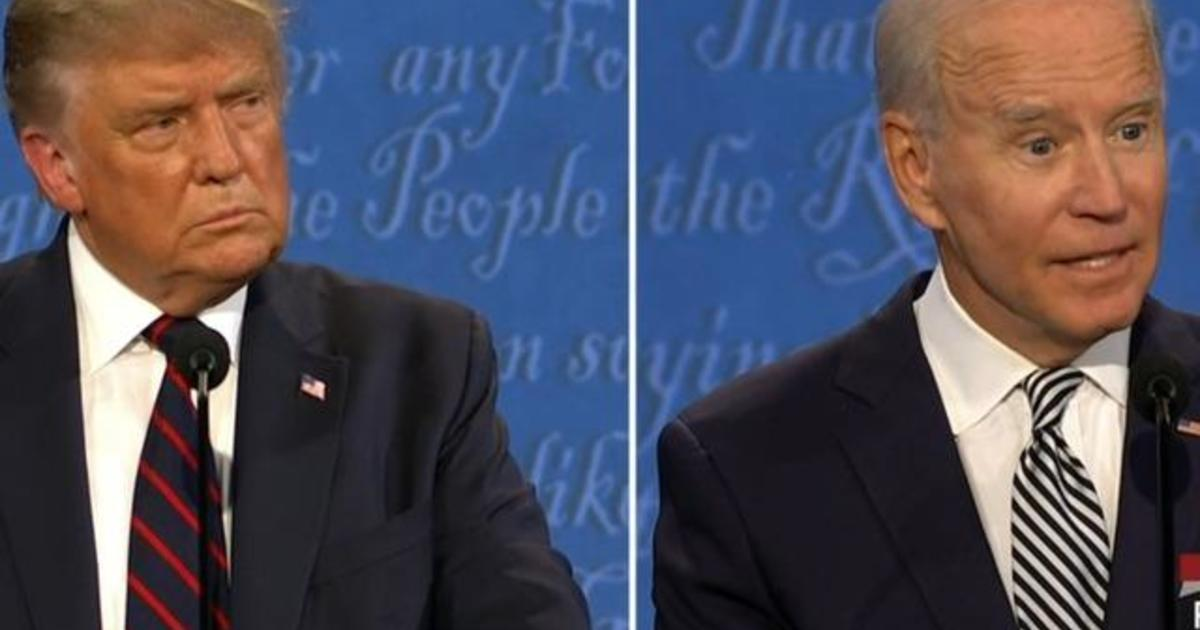 "Biden: ""I am the Democratic Party right now"""