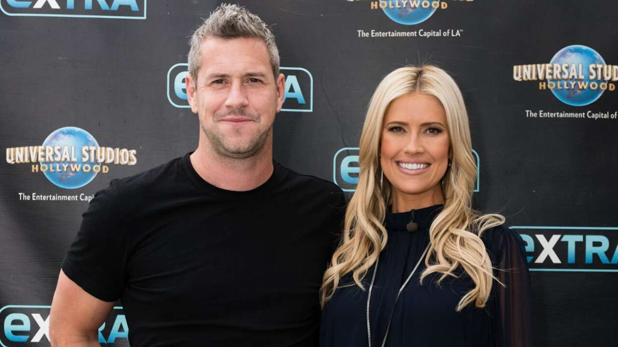 Christina Anstead And Ant Anstead Split After Just 2 Years Of Marriage