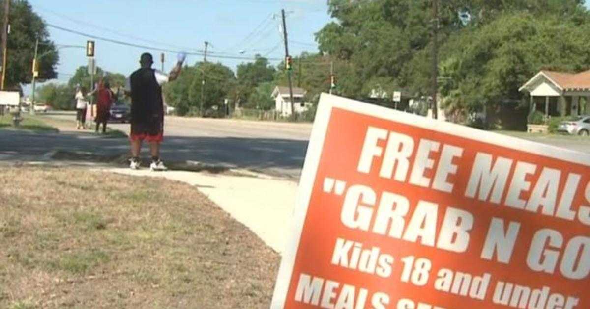 Nonprofit provides meals to people facing food insecurity in Texas during pandemic