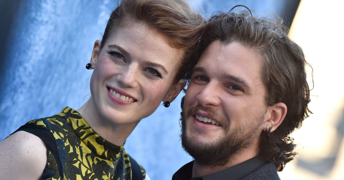 Kit Harington and Rose Leslie announce she's pregnant with first child