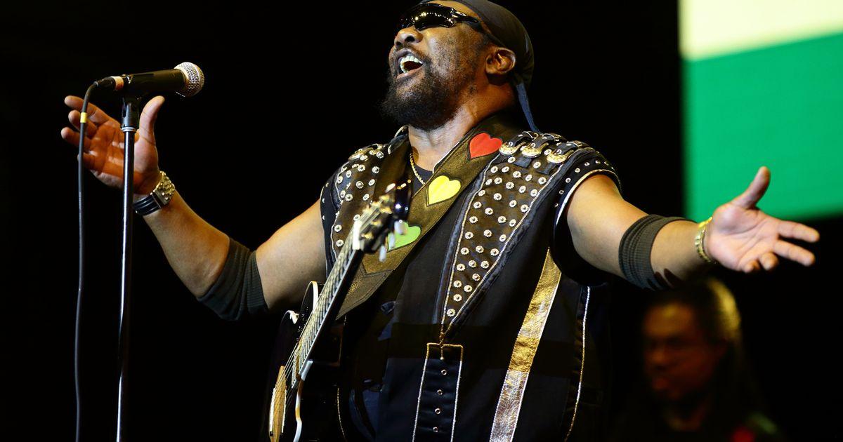 Reggae legend Toots Hibbert dies aged 77