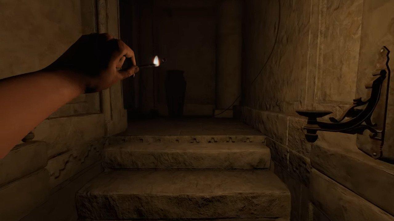 Amnesia: Rebirth Has Gotten Its Release Date Reveal Today In A Suspenseful Trailer