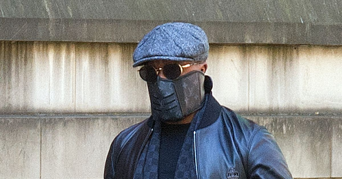 Grime star Bugzy Malone appears in court over charges of wounding to inflict GBH