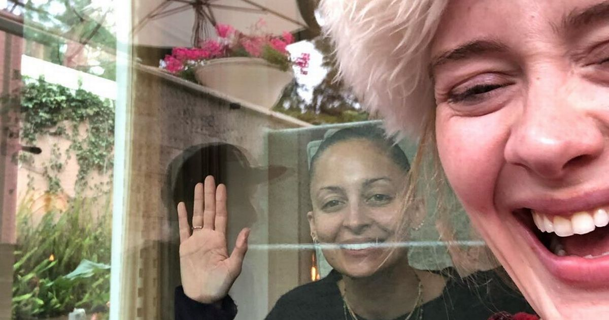 Adele shares rare insight into friendship with Nicole Richie in hilarious prank