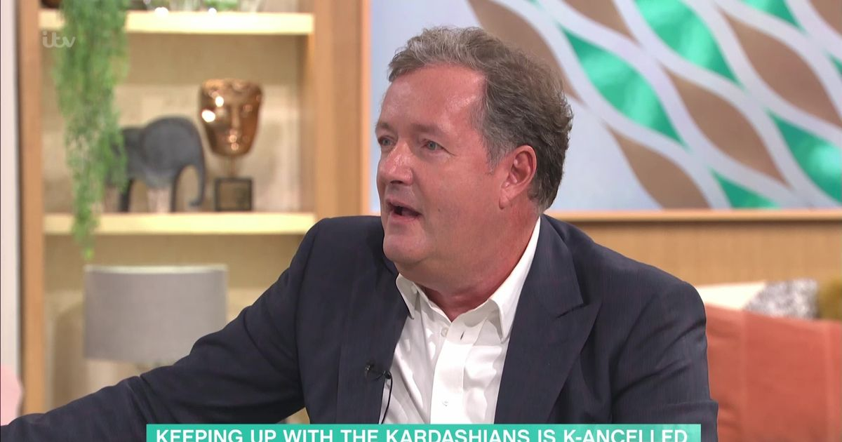 Piers Morgan slams 'talentless' Kardashians in fiery rant as they quit show