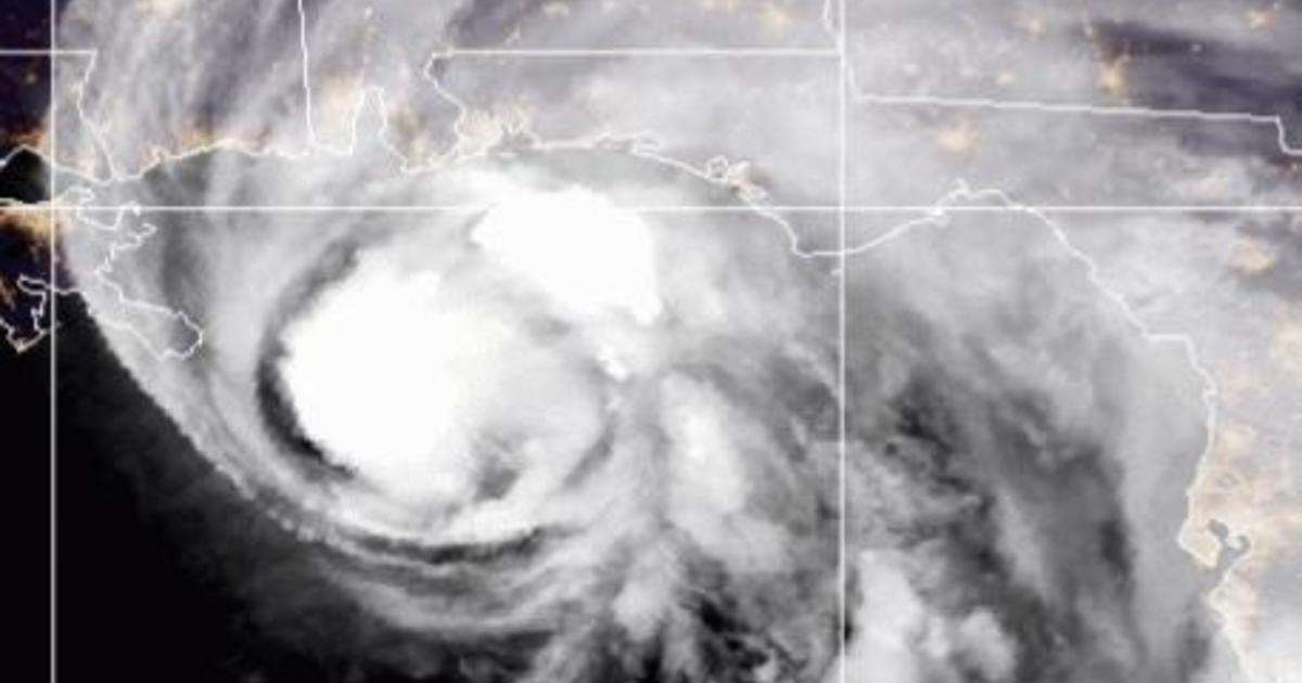 """Hurricane Sally could bring """"historic"""" flooding to Gulf Coast"""