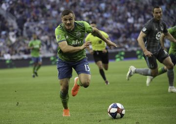 Seattle Sounders Top the West, Record an Easy Win Over the Struggling LAFC, 3-0